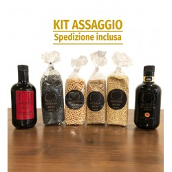 KIT OF TASTING ORO Di GIANO